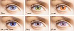 en ptica binibeca te haremos las pruebas de tus lentes de contacto sin compromiso alguno y sin necesidad de pedir cita previa te asesoraremos sobre las - Lentilles Colores